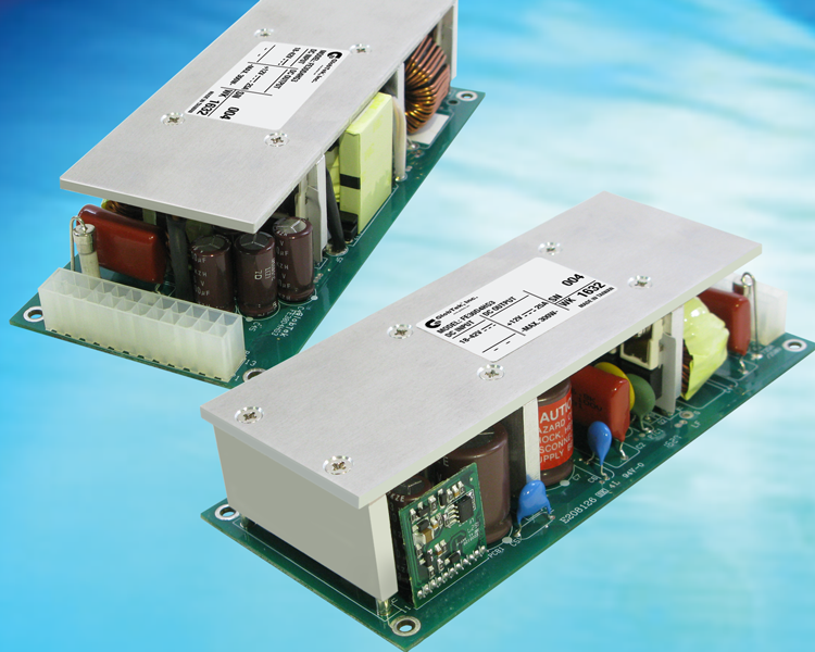 Medical Grade DC/DC Converter serves as 300W Isolation transformer for IEC60601 CF rated devices, FE30D4HG3-F