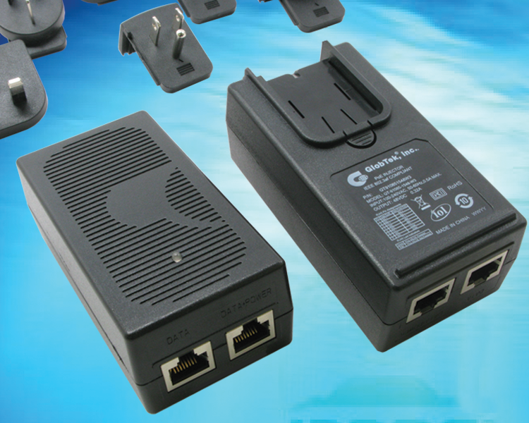 Power over Ethernet (PoE) Active Injector offers a compact and cost effective, fully IEEE 802.3af compliant solution for remote powering of Wireless LAN (WLAN) Access Points, Voice over IP phones and network...
