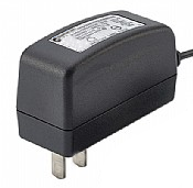 GT-86181-WWV.V-W2C, ITE Power Supply, Wall Plug-in, Regulated Switchmode AC-DC Power Supply AC Adaptor, , Input Rating: 100-240V~, 50-60 Hz, NEMA 1-15P, North America Blades, Class II 2 Conductors, Output Rating: 18 Watts, Power rating with convection cooling (W) , 9-12, 15-18V in 0.1V increments, Approvals: EAC;