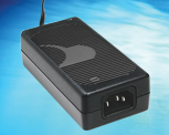 120 W, DoE Level VI & CoC Tier 2 Efficiency, Three Prong (C14) Inlet, Desktop Adapter, Ac-Dc Power Supply